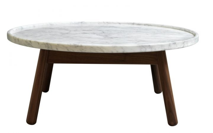 Marble Top Round Coffee Tables