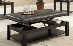 Coffee Ottoman Table