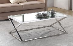 Simple Coffee Table Glass