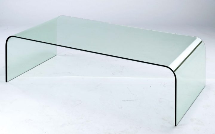 The Table Top Clear Coffee Tables Glass