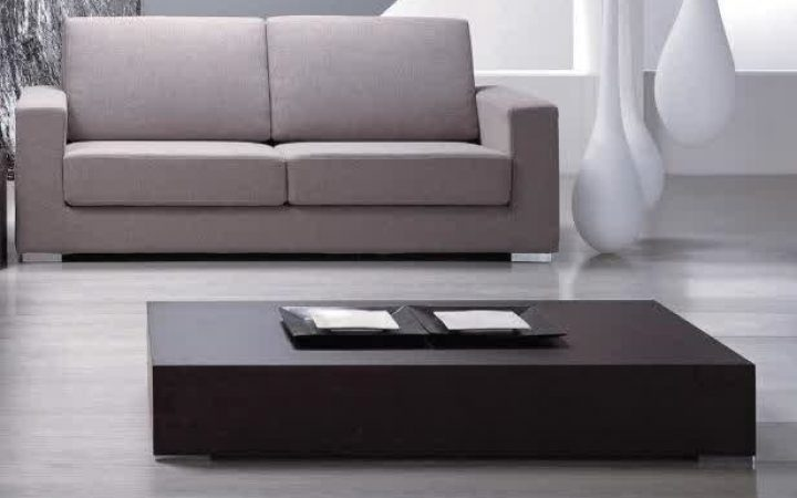 Low Modern Coffee Table