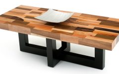 Special Modern Wood Coffee Tables