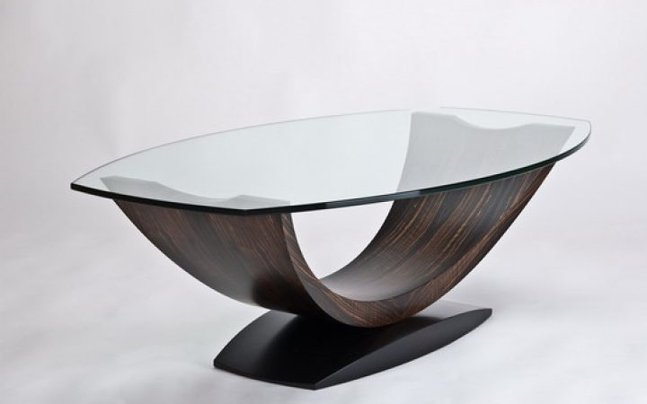 Glass Coffee Table Contemporary