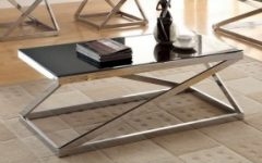 New Glass Coffee Table Overstock