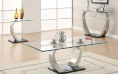 Unique Glass Coffee Tables Contemporary