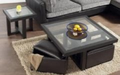 Glass Contemporary Coffee Tables