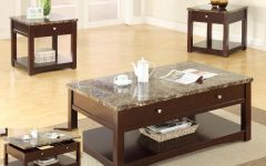 Lift Top Coffee Table Set