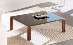 New Luxury Glass Coffee Tables