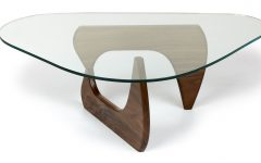 Mid Century Modern Coffee Table Glass