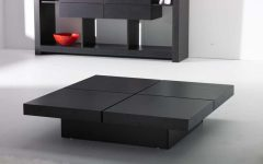 Modern Square Indoor Coffee Tables