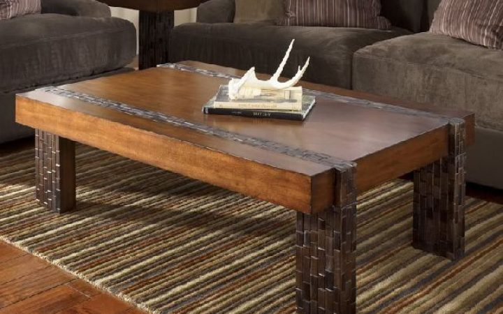 Modern Coffee Table Furniture Plans