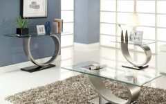 Modern Metal Coffee Tables