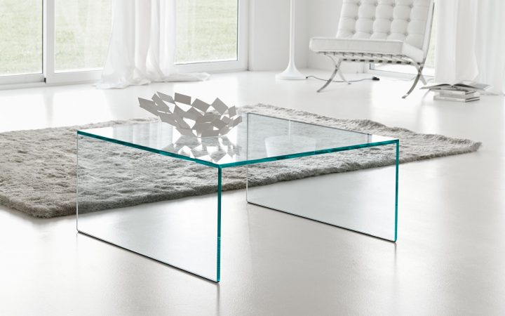 Ottoman Coffee Table Square