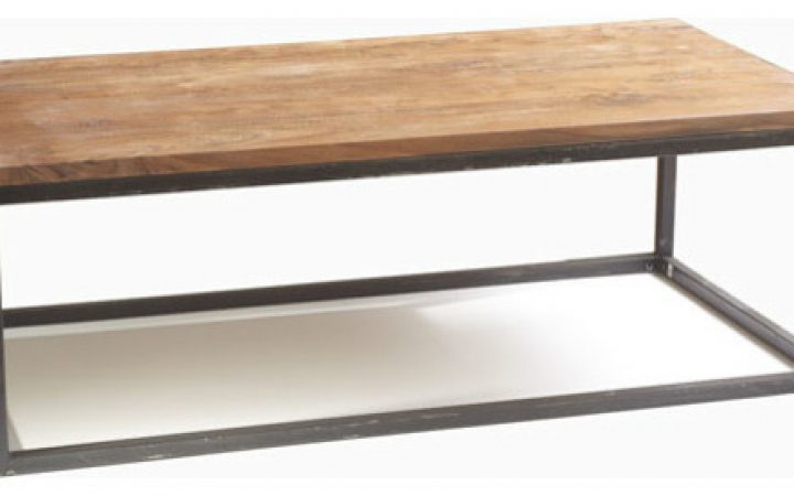 Rustic Contemporary Coffee Table Free
