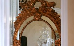 Old French Mirrors
