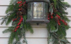 Outdoor Holiday Lanterns