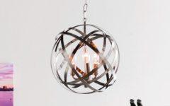 Adcock 3-light Single Globe Pendants