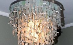 Recycled Glass Lights Fixtures