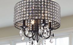Albano 4-light Crystal Chandeliers