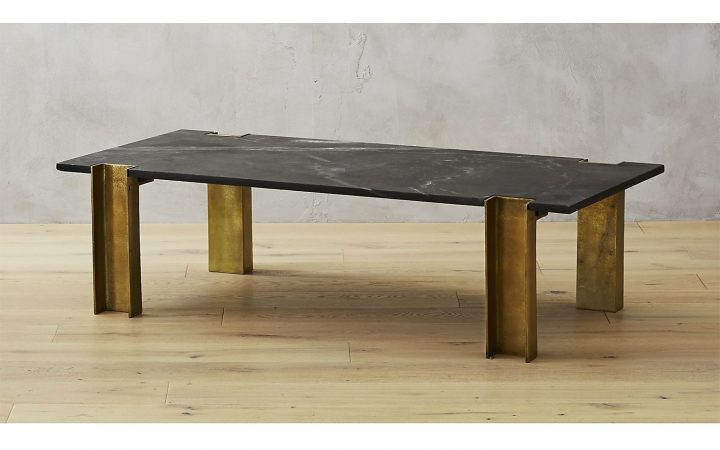 Alcide Rectangular Marble Coffee Tables