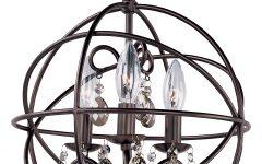 Alden 3-light Single Globe Pendants