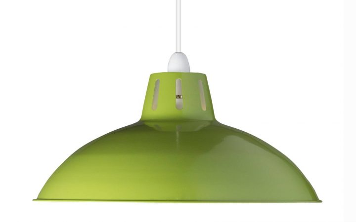 Lime Green Pendant Lights