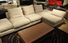 Down Feather Sectional Sofas