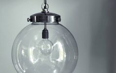 Glass Globes for Pendant Lights