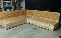 Building a Sectional Sofas