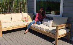 Ana White Outdoor Sofas