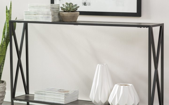 Frame Console Tables