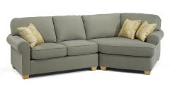 Angled Chaise Sofas
