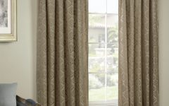 Rod Pocket Curtain Panels