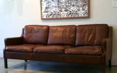 Vintage Leather Sofa Beds