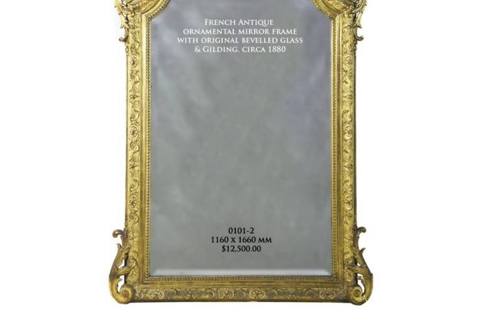 Reproduction Antique Mirrors