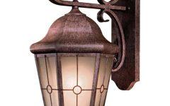 Antique Outdoor Wall Lighting