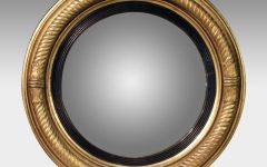 Round Antique Mirrors