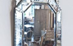 Venetian Glass Mirrors