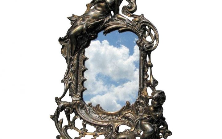 Antique Victorian Mirrors