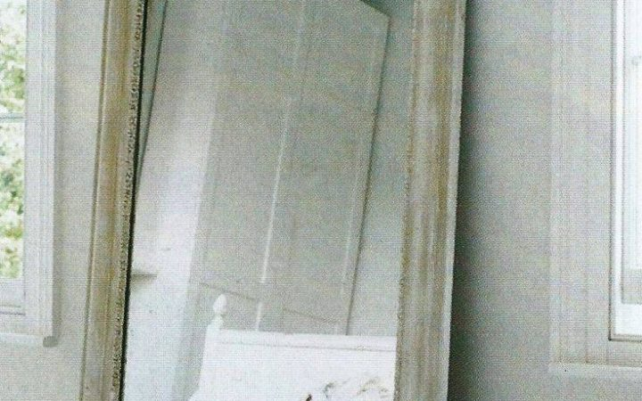 Antique French Floor Mirrors