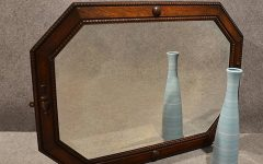 Antique Oak Mirrors