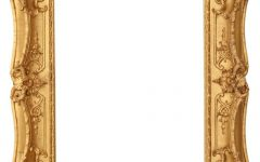 Gilt Framed Mirrors