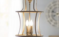 Armande 3-light Lantern Geometric Pendants