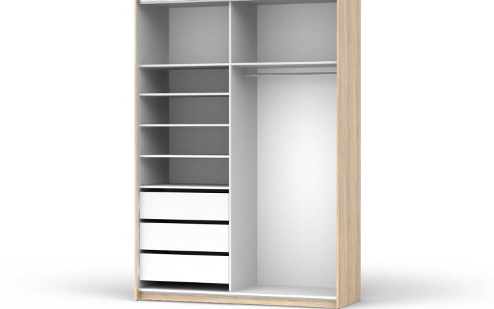 Wardrobes with Drawers and Shelves