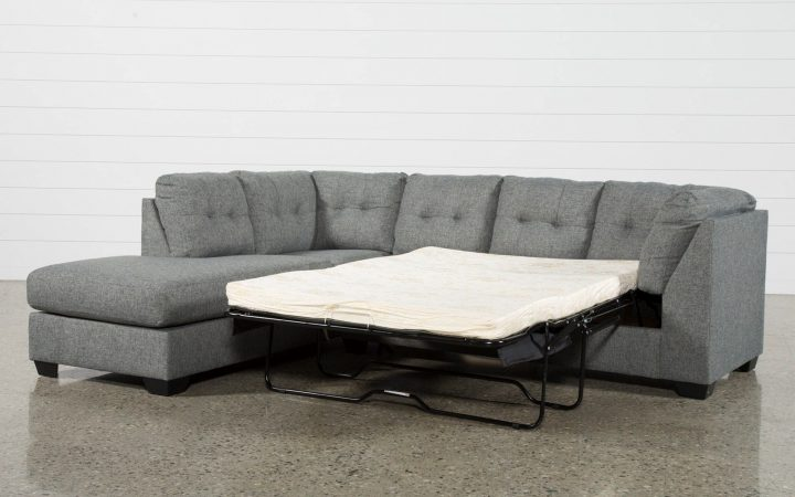 Arrowmask 2 Piece Sectionals with Sleeper & Right Facing Chaise