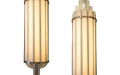 Art Deco Wall Sconces