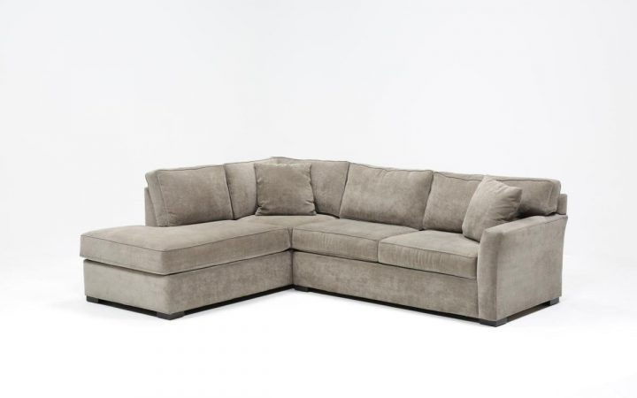 Aspen 2 Piece Sleeper Sectionals With Laf Chaise