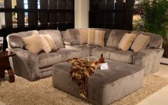 Plush Sectional Sofas