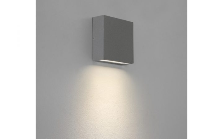 Square Outdoor Wall Lights