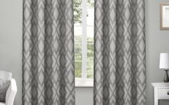 Easton Thermal Woven Blackout Grommet Top Curtain Panel Pairs